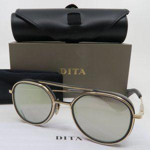 Dita SPACECRAFT 19017-C Grey Gold Flash Titanium